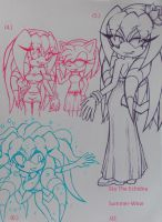 Sky Summer-Wear .02. by Sky-The-Echidna