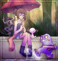 RosariaBec's Pokemon Team by RosariaBec