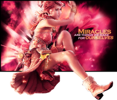 Vanille ~ Final Fantasy XIII by Iinsectica