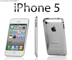 iPhone 5 Concept by xXmatt69Xx1