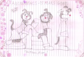 Animaniacs - 15 years gone by Star-Clair