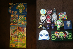 Keroro collection: POSTERS/ACCESSORIES by IsaGenius