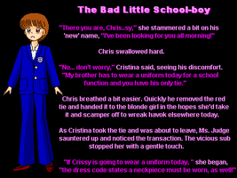 The Bad Little School-boy +010 by SissyDemi