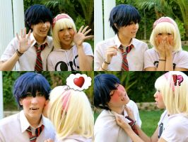 Rin and Shiemi ~ Crush by LSCosplay