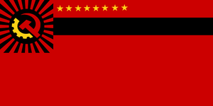 The Galactic Communist Revolutionary Army by drivanmoffitt