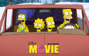 Simpsons Movie Wallpaper 8 by fonsecajipa
