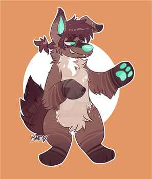 OTA flavor paws, mint flavor    CLOSE by Maathy