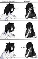Minicomic jane x jeff by allison1205