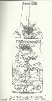Terramorphous Tequila by RavendeDrieu