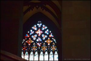 Mainz Cathedral Window VI by Tramira
