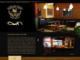 Replay Cafe Budapest layout by OakmE
