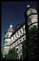 Castle by Piotr18Wch