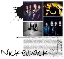 Nickelback by Musical-Riley