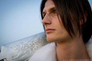 Squall Leonhart by MarcoVerona86