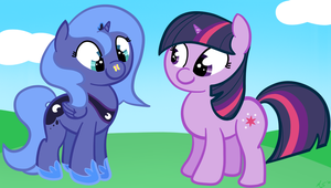 TwiLuna Fillies by CiscoQL