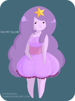 Lumpy Space Princess by KyokoHaru-Chan