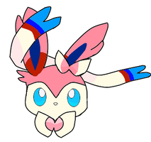 Sylveon Icon by Mike39201