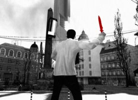 Let's Paint the town Red by TylerTheBox