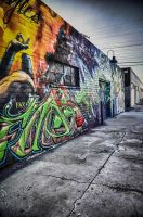 Alley by JimP4nsen