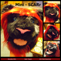 Mini-SCARr by RiiThePup