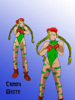 Cammy white by fighterxaos