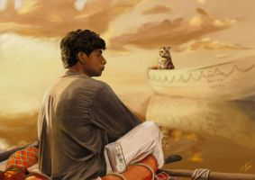 Life Of Pi by 5IC