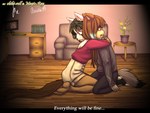 :COLLAB: Everything will be fine by chibi-roll