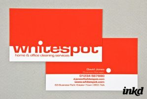 Whitespot - House and Office by inkddesign