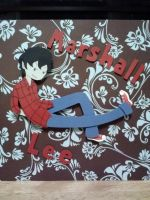 marshall lee by TiMeLoRd903