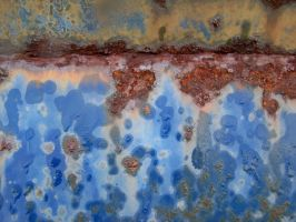 More scabby rust and stuff by paintresseye