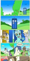 Doctor Whooves - Spending Time pt 1 by Edowaado