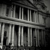 St Paul's Front facade by lostknightkg
