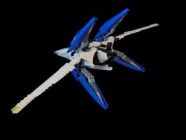 Lego Arwing 3 by archus7