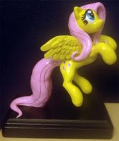 Fluttershy Sculpt by AlicornParty