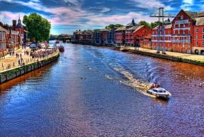 A Cruise on The Ouse... by TheBaldingOne
