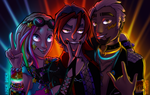 [ Collab ] - Ravers by Kaer-Baer