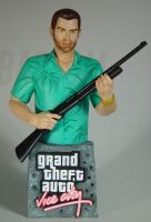 Grand theft Auto Vice City Bust one sixth scale. by BaRs0m