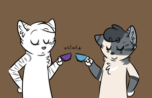 Clink~ by Aspenguin