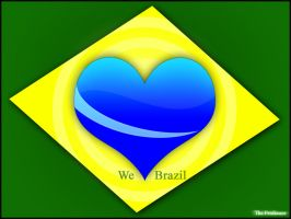BRAZIL by Wilbber