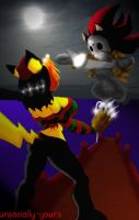 Battle Of The Damned by unsocially-yours