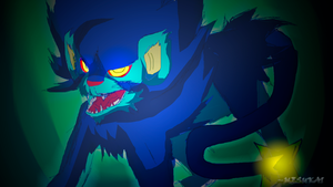 Luxray Commisson - Requested by Uber-Dan by Its-Artorias