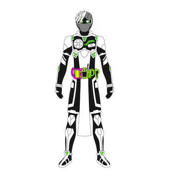 (Request) Kamen Rider Switch Savior Gamer LV 99 by JoinedZero