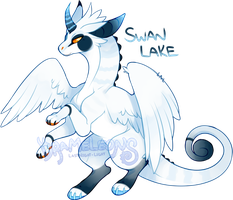 Drameleon Auction [ CLOSED ] by LastNight-Light