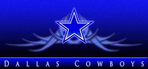 Dallas Cowboys by roo157