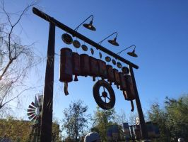 I'm at Fillmore's Taste-In of Cars Land photo 5 by Magic-Kristina-KW