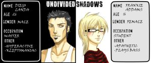 UndividedShadows - Diego+Frank by misi-chan
