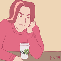 Holiday Arin by rossgerson