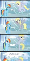 Silly Interrupting Pony by Quexinos