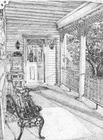 Front Porch by Lamorien