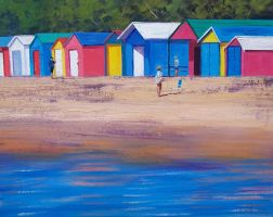 Beach Boxs by artsaus